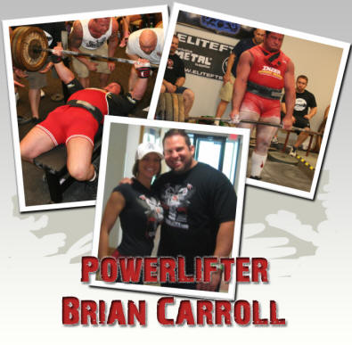 Brian Carroll - Hyper Gain User