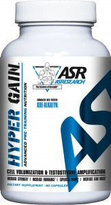 Hyper Gain - pH Buffered Anabolic Compound